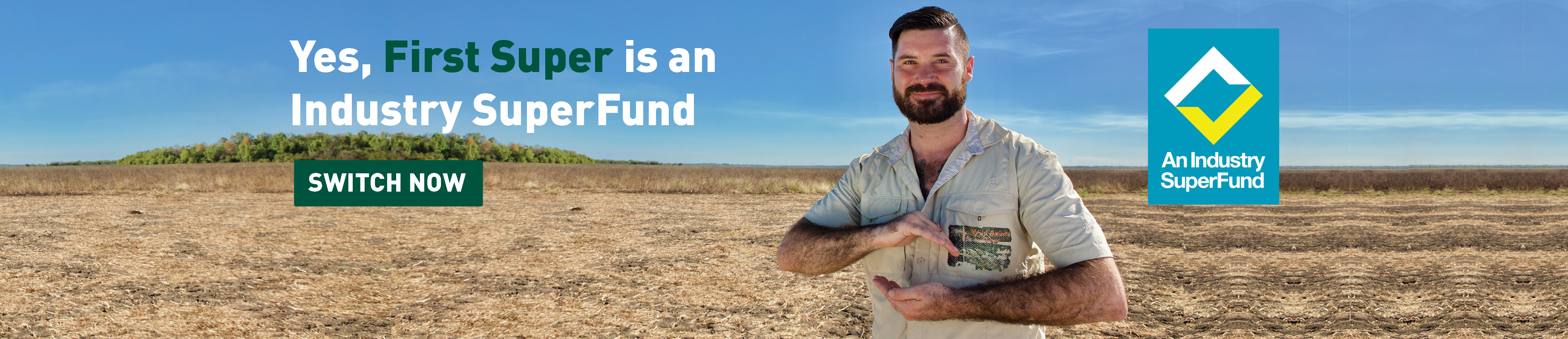 Web banner - Yes, we are an Industry Super Fund - FINAL 1 ...
